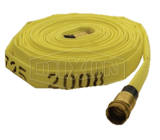 """Dixon 3/4"""" GHT x 50' Forestry Mop Up Hose"""