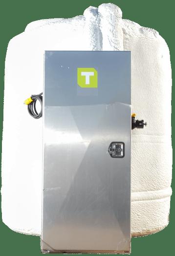 Tecalemit Northern DEF Doublewall Mini Bulk Storage and Dispensing System