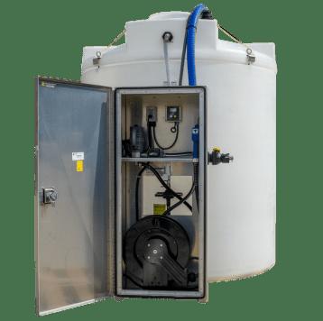 Tecalemit Southern DEF Mini Bulk Storage and Dispensing System