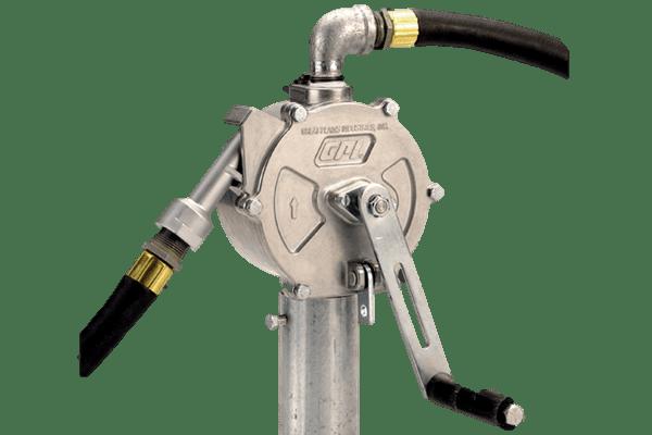 GPI RP-10-UL Rotary Hand Pump - National Petroleum Equipment