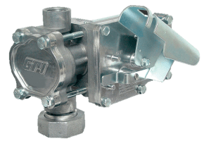 GPI 12VDC EZ-8 Methanol Gear Pump
