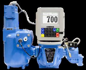 TCS 700 Rotary Flow Meter