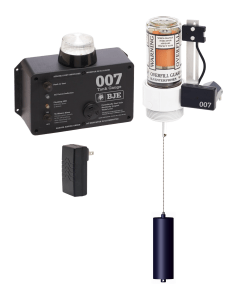 BJE DEF 007 Tank Alarm with Overfill Gauge