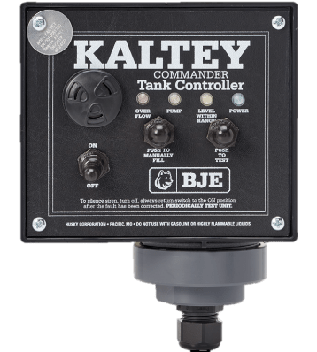 BJE Kaltey Wall Mount Commander Tank Controller