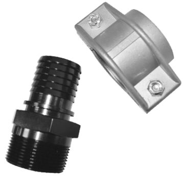 OPW Barbed Fittings and Adaptors for FlexWorks Primary Pipe