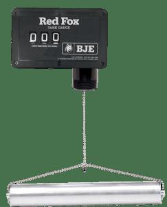 BJE Red Fox Metric Liquid Level Gauge