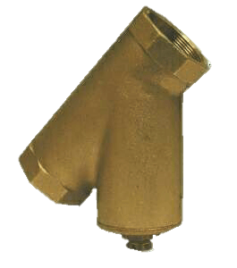 BJE 007730 Ad Y Strainer Automatic Drain