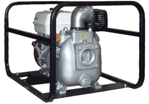 "Gorman Rupp 3"" Self Priming Gasoline Centrifugal Pump"
