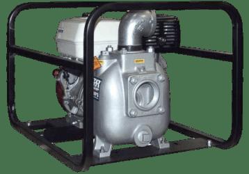 "Gorman Rupp 3"" Self Priming Gasoline Centrifugal Pump"