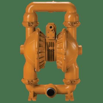 """Zeeline 1044 3"""" High-Flow Industrial Double Diaphragm Pump"""