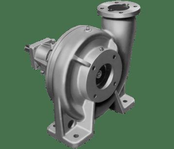 """Gorman-Rupp 62E31-B 3"""" x 2"""" Standard Centrifugal Pump"""