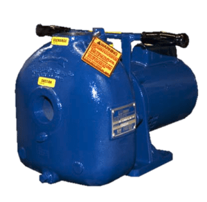 "Gorman-Rupp 81 1/2D3-E.50 1.5"" Self Priming Centrifugal Pump"