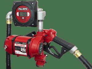 Fill Rite NX25-120NB-AB 120 VAC nextec Continuous Duty Pump