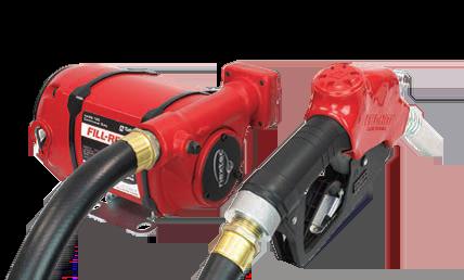 Fill Rite NX25-120NF-AA120 VAC nextec Continuous Duty Pump Foot Mount
