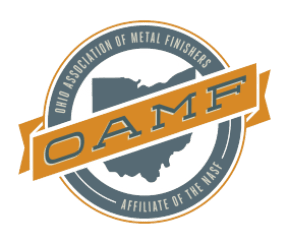 Ohio Association of Metal Finishers
