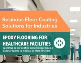 Epoxy Flooring for Healthcare Facilities