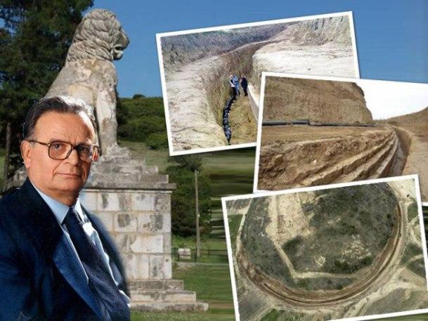 Ο Τάφος του Μεγάλου Αλεξάνδρου