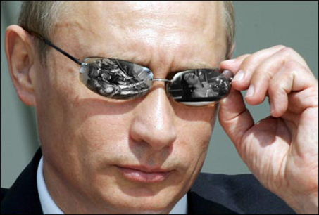 Russian President Vladimir Putin Has Recently Shamed Obama on the World Stage