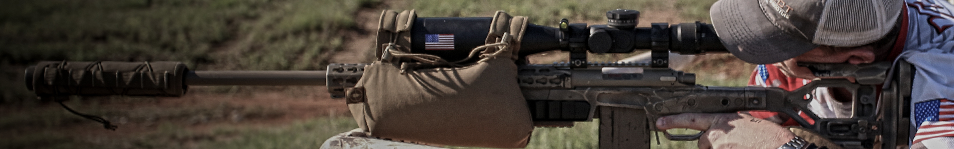 US Flag on Boltgun