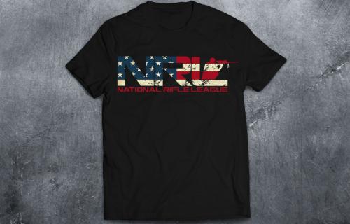 US Flag NRL T-SHIRT