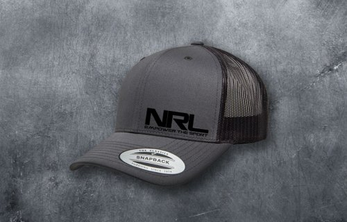 NRL 'Empower The Sport' Grey Snapback