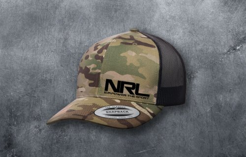 NRL 'Empower The Sport' Multicam Snapback