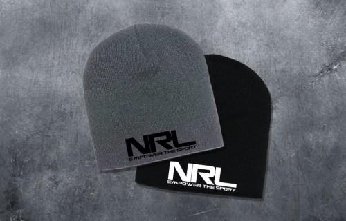 NRL 'Empower the Sport' Knit Beanie