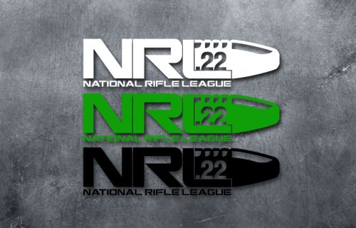 NRL22 Logo Die-Cut Stickers