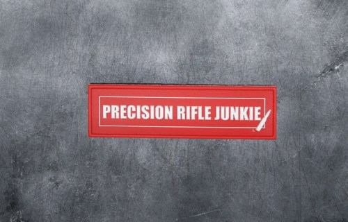 Precision Rifle Junkie Patch