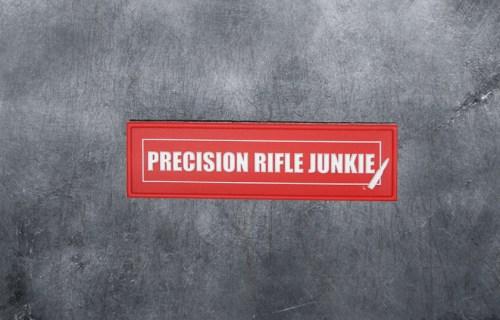 Precision Rifle Junkie Patch