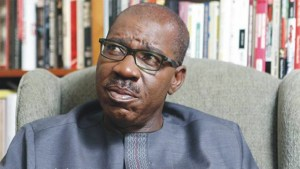Obaseki Suspends Council Chairman Over Alleged Corruption