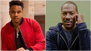 Nigerian-American Actor, Rotimi To Feature In Eddie Murphy's 'Coming 2 America'