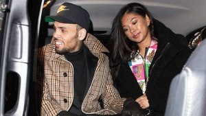 Chris Brown Reportedly Welcomes Baby With Girlfriend