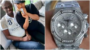 Timi Frank Refute Tonto Dikeh's Cl;aims Of Gifting Her A Watch & An Apartment In Dubai