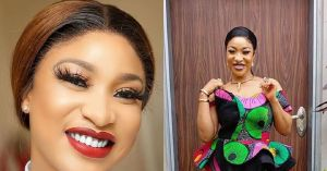 Tonto Dikeh Says Timi Frank gifted Her A Luxury Wristwatch, An Apartment In Dubai