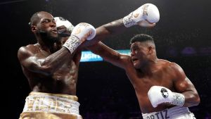 Deontay Wilder's Rematch With Tyson Fury To Be Finalized