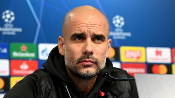 Manchester City not perfect against Lyon - Guardiola