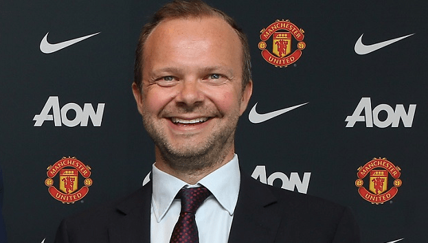 Manchester United are close to appointing Ed Woodward's successor