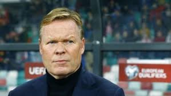 Barcelona appoints Koeman as new manager