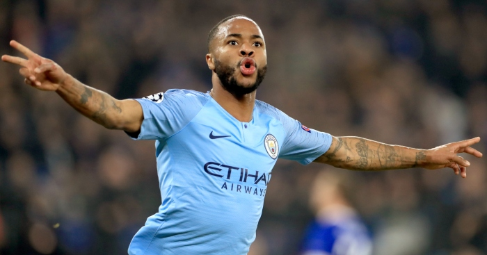 Barcelona are interested in the signingof Raheem Sterling from Manchester City