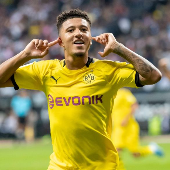 Manchester United expect to seal Jadon Sancho transfer after Euro 2020
