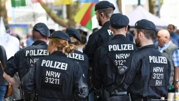 German court jails police officers for sexual abuse