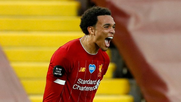 Alexander-Arnold wins EPL Young Player of the Season award