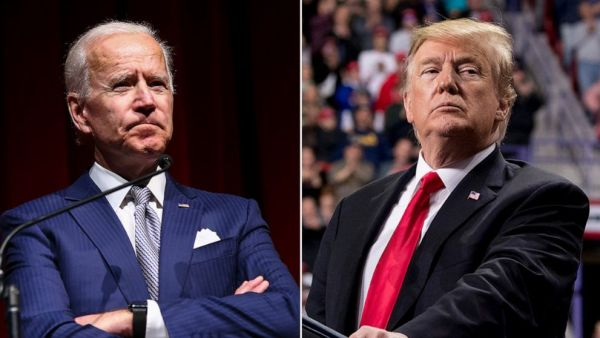 Trump, Biden split China and Russia as US election draws closer
