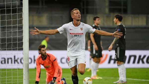 Sevilla ends Manchester United Europa League dream