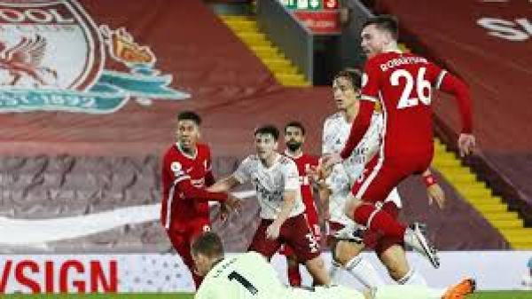 Liverpool maintains perfect start in England