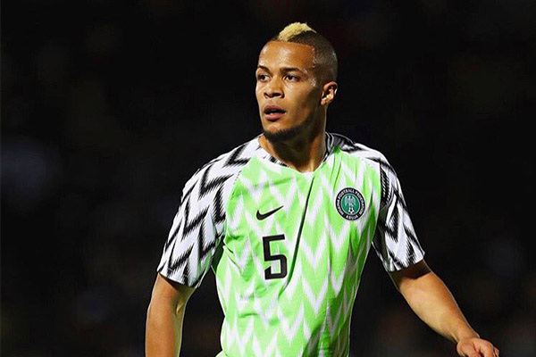 Troost-Ekong, Kalu out of Nigeria clash with Tunisia