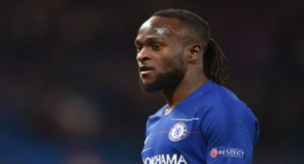 Chelsea omits Moses from Champions League squad