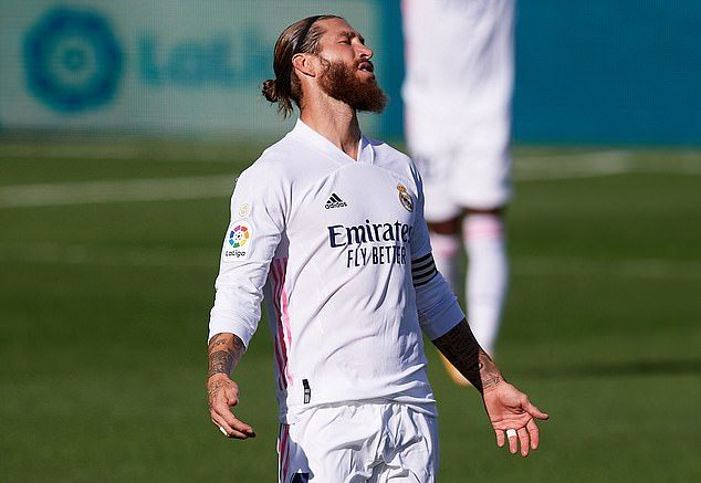 Real Madrid's captain Ramos returns for El Clasico after injury