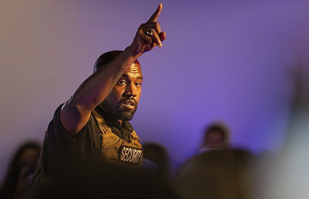 Kanye West wins 50000 votes in US presidential election